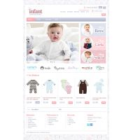 Infant CS-Cart Template