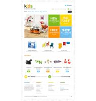 Kids Furniture CS-Cart Templates