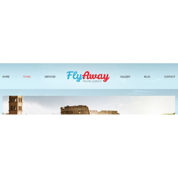 Flyaway CS-Cart Template
