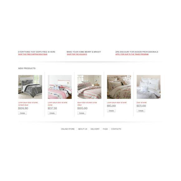 Linen CS-Cart Template