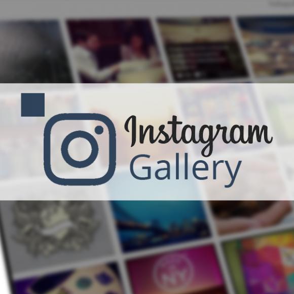 Instagramm Gallery